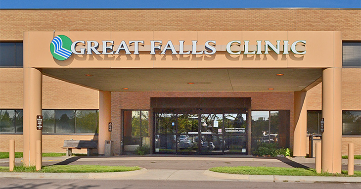 Great Falls Clinic Main