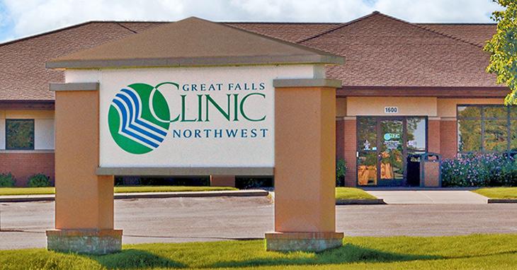 Great Falls Clinic Northwest