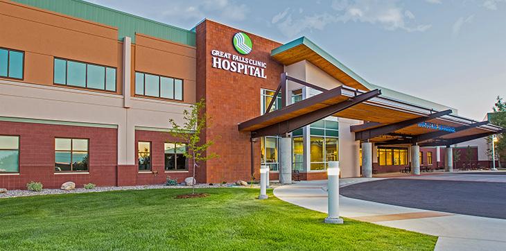 Great Falls Clinic Hospital
